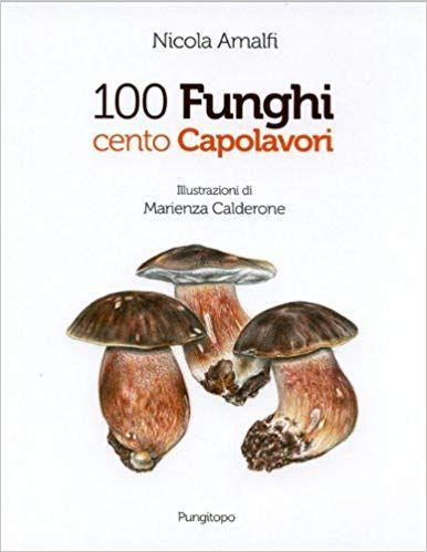 100 Funghi Cento Capolavori - Libro