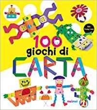 100 Giochi di Carta - Libro (min. acquisto 10 pezzi)