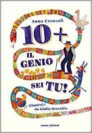 10+ - Il Genio sei Tu! - Libro (min. acquisto 10 pezzi)