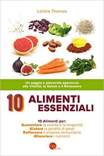 10 Alimenti Essenziali - Libro (min. acquisto 10 pezzi)
