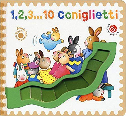 1,2,3...10 Coniglietti - Libro (min. acquisto 10 pezzi)