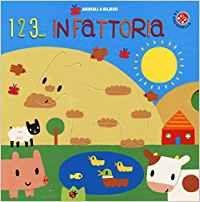 1 2 3... In Fattoria - Libro (min. acquisto 10 pezzi)