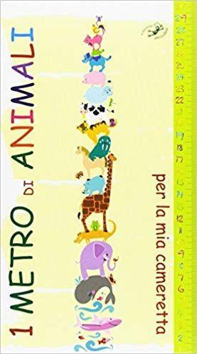 1 Metro di Animali - Libro (min. acquisto 10 pezzi)