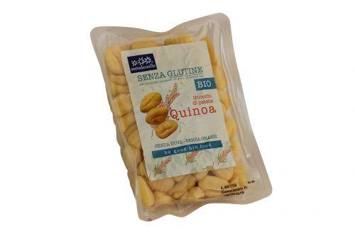 Gnocchi di Patata e Quinoa Senza Glutine 500 g