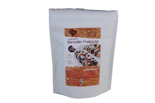 Barrette Proteiche Dulight - preparato in polvere con edulcoranti 200g