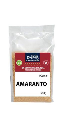 Amaranto 500 g BIO