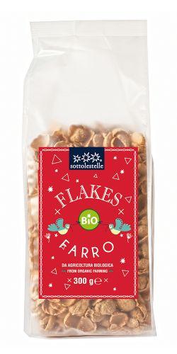 Flakes di Farro 300g Bio