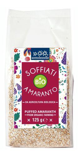 Amaranto soffiato 125g