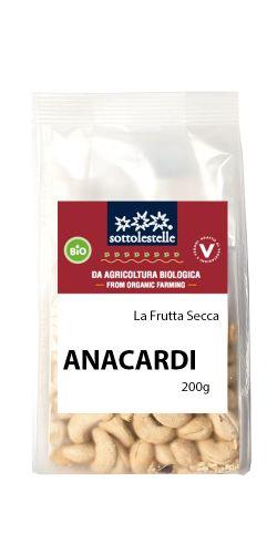 Anacardi 200g BIO