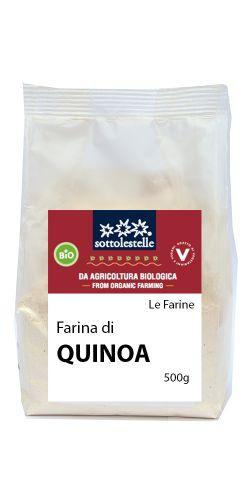 Farina di Quinoa 500 g Bio