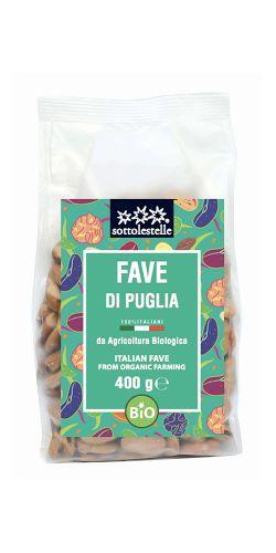 Fave di Puglia 400g Bio