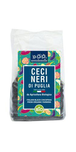 Ceci Neri di Puglia 400g Bio