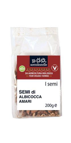 Semi di Albicocca Amari 250g BIO