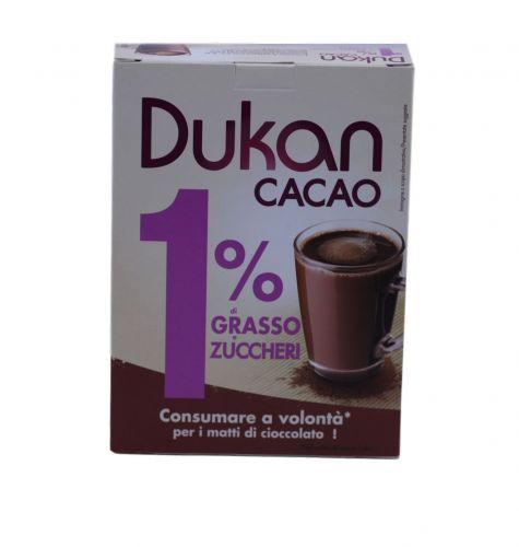 Cacao magro Dukan 1% di grassi 200g