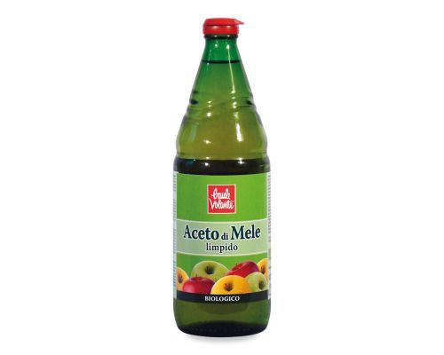 Aceto di mele limpido 750 ml BIO