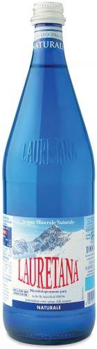 Acqua naturale fonte caruzza in vetro 1 L BIO  (min. acquisto 6 pezzi)