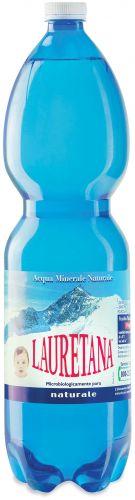 Acqua naturale fonte caruzza 1.5 L BIO  (min. acquisto 6 pezzi)