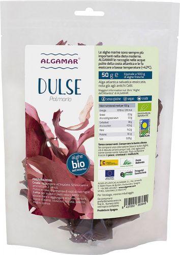 Alga dulse 50 g BIO senza glutine  (6 pezzi)