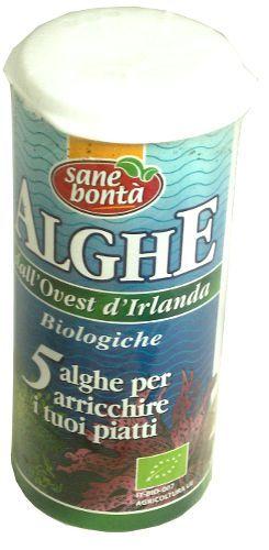 Alghe in polvere 40g BIO