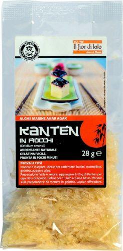 Alghe agar in fiocchi 30 g (6 pezzi)
