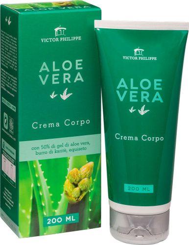 Aloe vera - crema corpo 200 ml BIO  (6 pezzi)