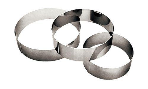 Anello - Cerchio inox 26 H6 (professionale)