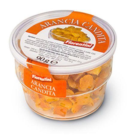 Arancia Candita Cubetti 90 g
