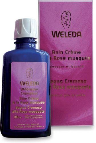 Bagno cremoso alla rosa mosqueta 100 ml BIO  (6 pezzi)