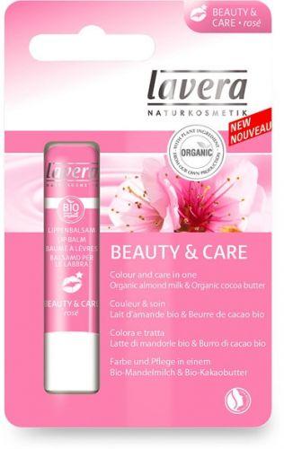 Balsamo per le labbra beauty & care 4.5 g BIO  (min. acquisto 10 pezzi)
