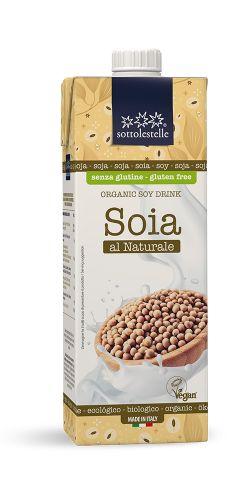 Bevanda di Soia al Naturale 1000 g BIO