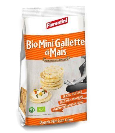 Bio MiniGallette Mais Sacchetto 200 g