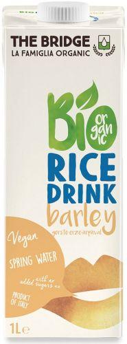Bio rice drink orzo tostato 1 L BIO  (min. acquisto 10 pezzi)