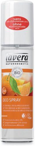 Body - deodorante spray fresh arancia e olivello spinoso 75 ml BIO  (6 pezzi)