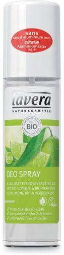 Body - deodorante spray fresh verbena e limone 75 ml BIO  (6 pezzi)