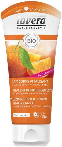 Body - lozione corpo arancio e olivello spinoso 200 ml BIO  (6 pezzi)