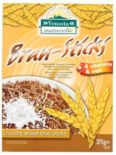 Bran Sticks con Vitamine e Ferro 375g