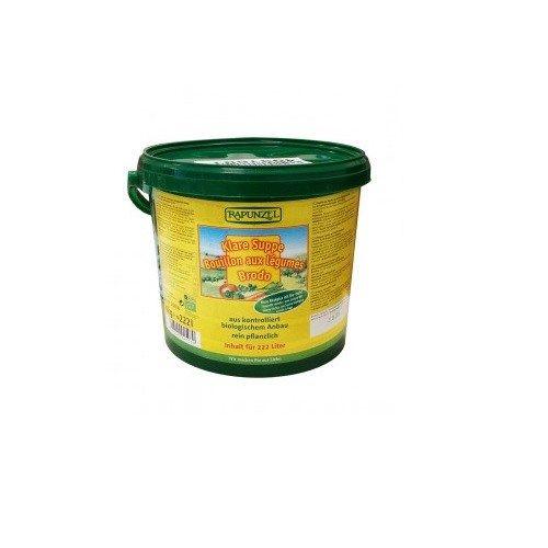 Brodo vegetale in polvere - ricarica da 4 kg BIO