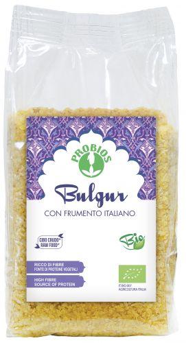 Bulgur crudo di frumento italiano 400 g BIO