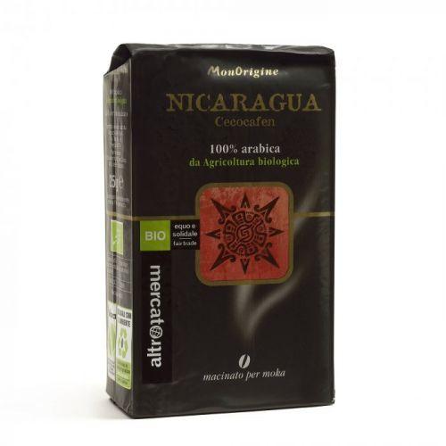 Caffè per moka monorigine Nicaragua 250 g