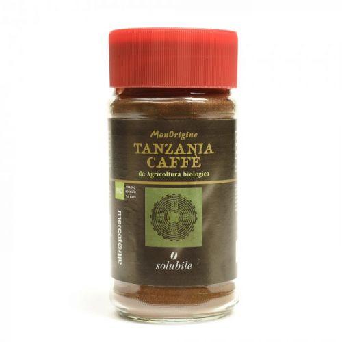 Caffè solubile monorigine Tanzania 100 g
