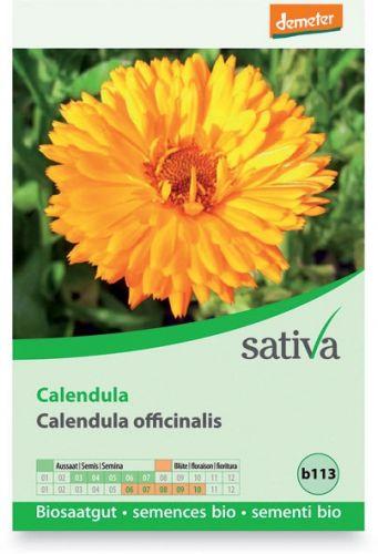 Calendula - calendula officinalis 2.5 g BIO