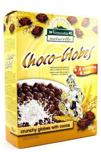 Choco Globes con Vitamine e Ferro 375g