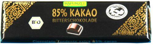 Cioccolato Fondente Extra 85% 20g BIO