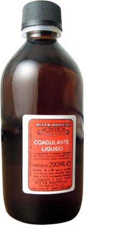 Coagulante liquido di origine Vegetale