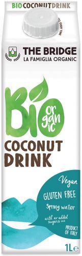 Coconut drink 1 L BIO senza glutine  (min. acquisto 10 pezzi)
