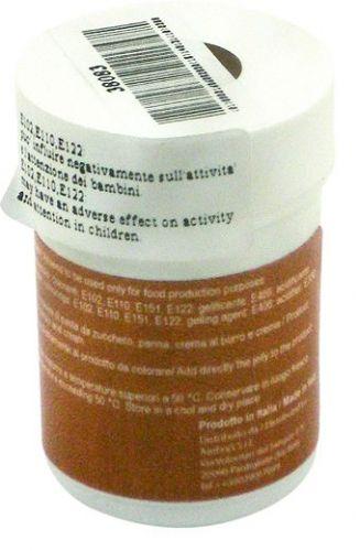 Colorante Marrone in gel 95g (min. acquisto 6 pezzi)