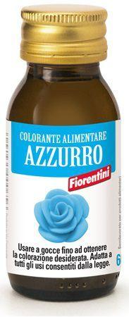 Colorante Alimentare Azzurro 60 ml