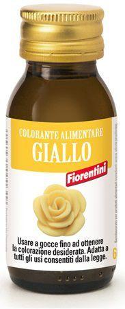 Colorante Alimentare giallo 60 ml