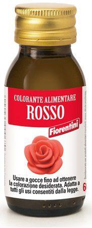 Colorante Alimentare Rosso 60 ml