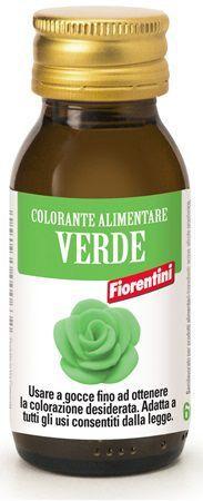 Colorante Alimentare Verde 60 ml